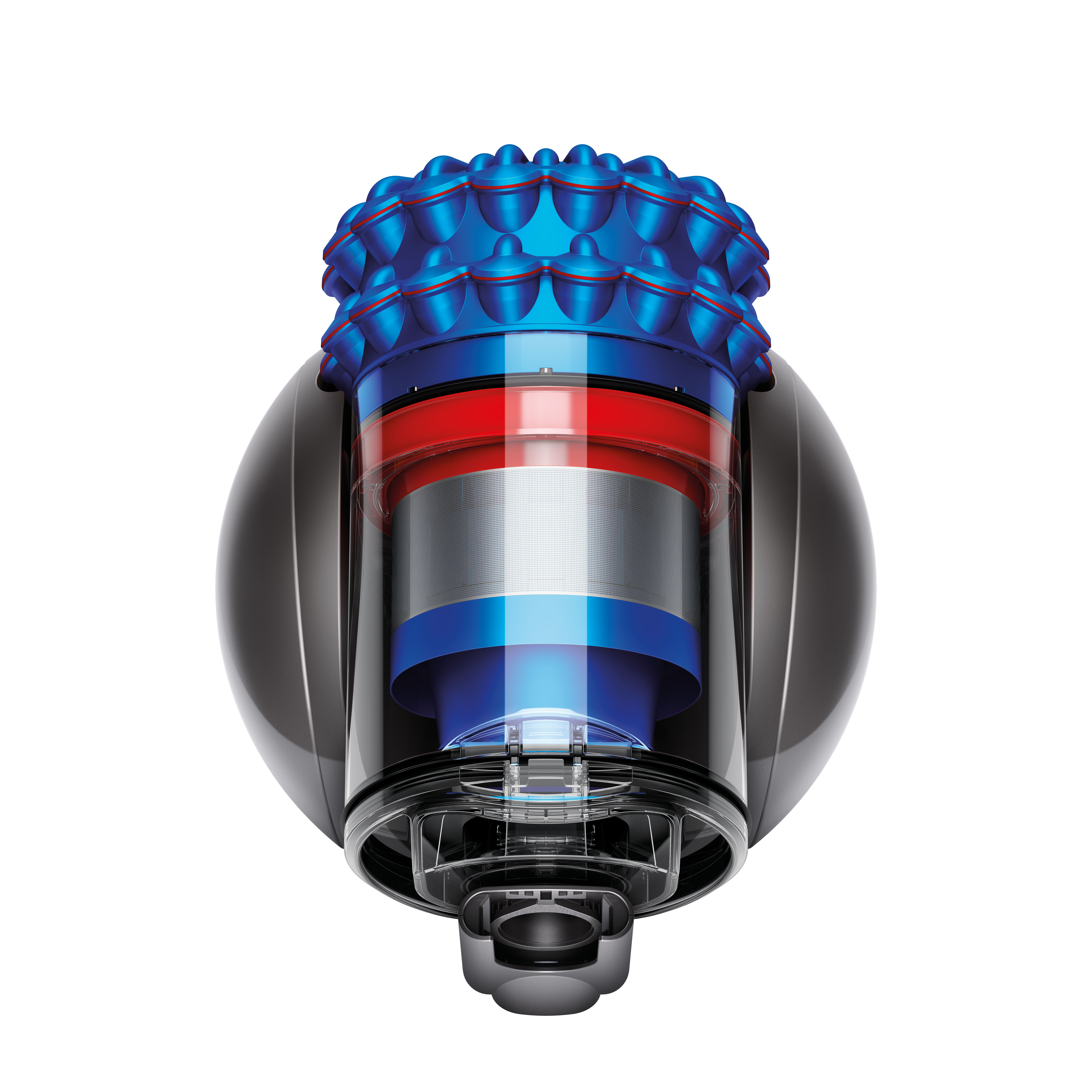 dyson cinetic big ball allergy vacuum new aud. Black Bedroom Furniture Sets. Home Design Ideas