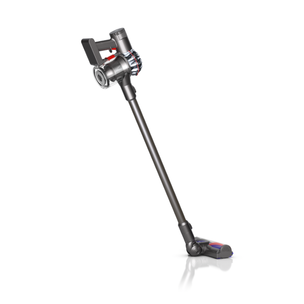 dyson v6 animal how to clean