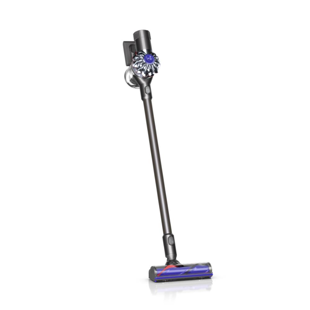 dyson v6 animal handstick vacuum all accessories some never used included ebay. Black Bedroom Furniture Sets. Home Design Ideas