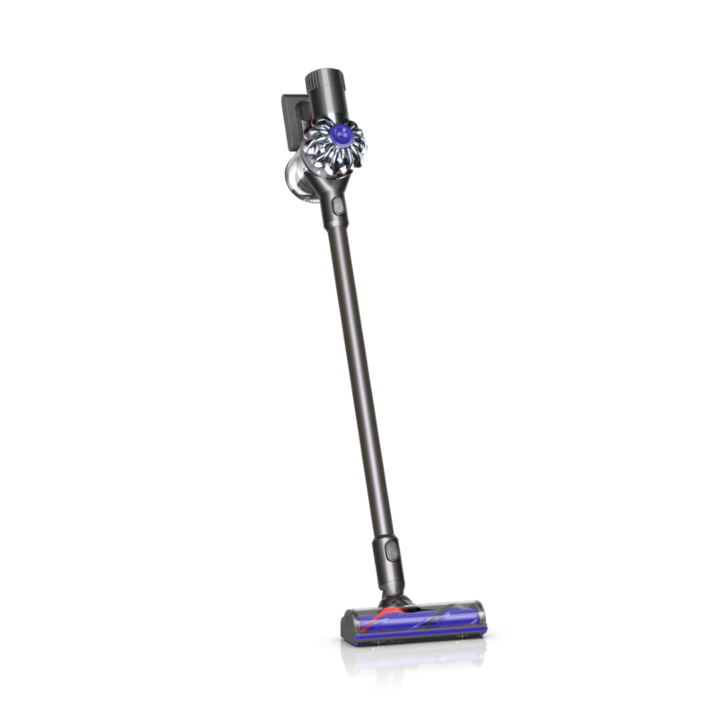 dyson v6 animal handstick vacuum all accessories some never used included ebay. Black Bedroom Furniture Sets. Home Design Ideas